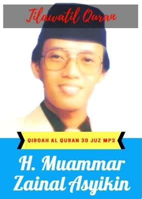 Download Mp3 Qiroah H Muammar Za | download qiroah muammar za al quran 30 juz mp3 pondok