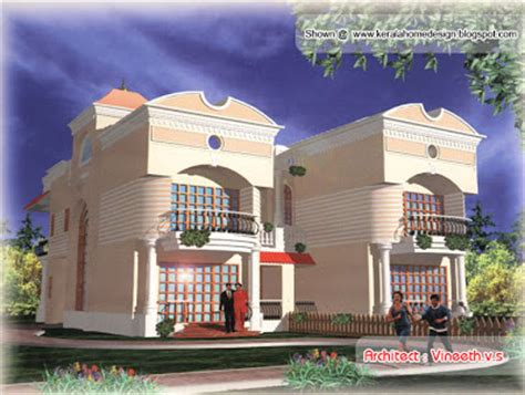 nice house designs 20 nice house designs by vineeth v s kerala home design