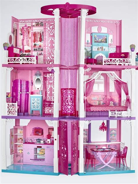 barbie dream house car 2013 barbie dreamhouse review