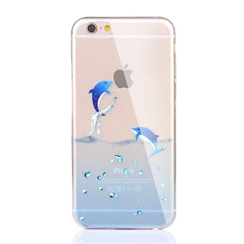 Casing Cafele Casing Iphone 7 Slim Silicon Softcase Spray Original colorful slim clear transparent silicone soft cover skin for iphone 6 4 7 quot ebay