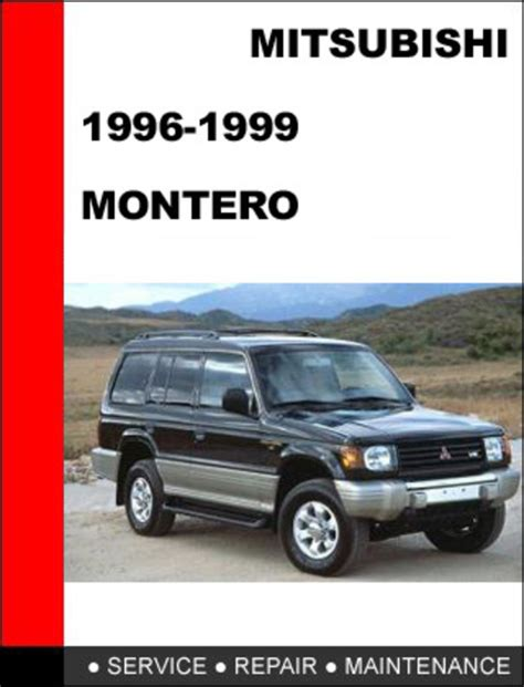 hayes car manuals 1999 mitsubishi montero sport electronic toll collection service manual 1996 mitsubishi montero workshop manuals free pdf download mitsubishi pajero
