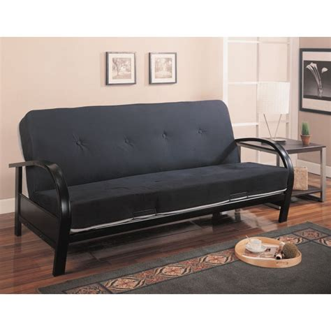 Futon Black by Black Futon Frame 300159 Futon Seat N Sleep