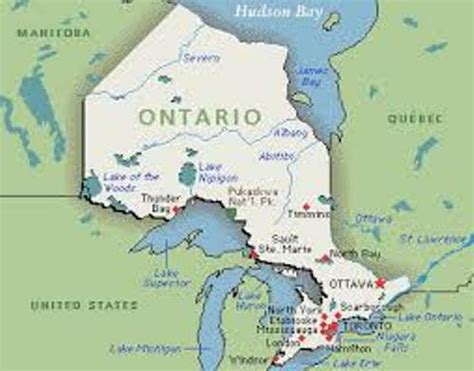 Find In Ontario 10 Interesting Ontario Facts My Interesting Facts