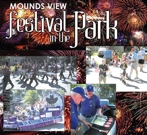 Feast Of Contest Mound 6 by Mounds View Festival In The Park August 16 2014