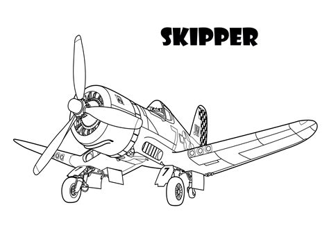 Skipper Coloring Pages Glum Me Skipper Coloring Pages