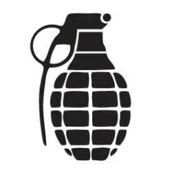 grenade car decals dezign with a z