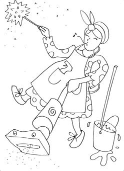clean house coloring activity coloring page art people coloring pages mr printables