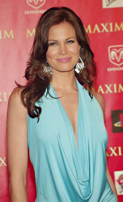 Brooke Burns Photos Photos - Maxim's Super Bowl Party - Zimbio O Connor Texas