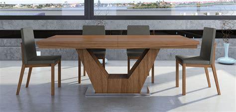 mesas comedor modernas extensibles mesa comedor extensible moderna verona en portobellostreet es