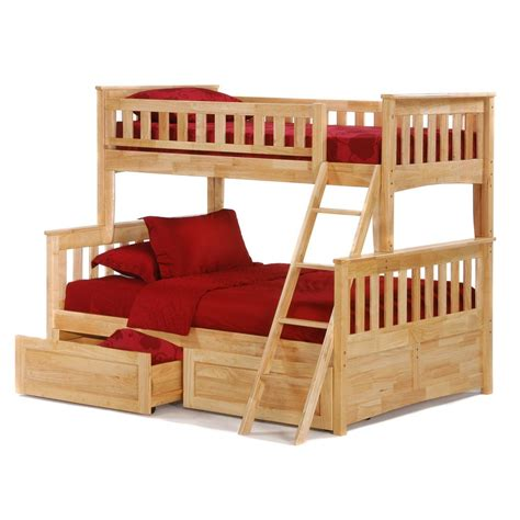 twin full bunk beds twin over full bunk beds beddings for small rooms