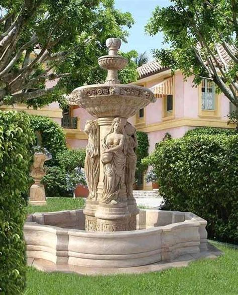 Best And Coolest 17 Front Water Fountains For Yards Meedee Designs