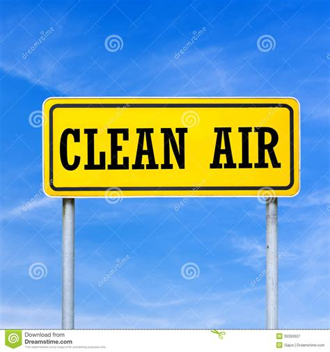 Clenair Air Cleaner clean air royalty free stock photography image 35392607