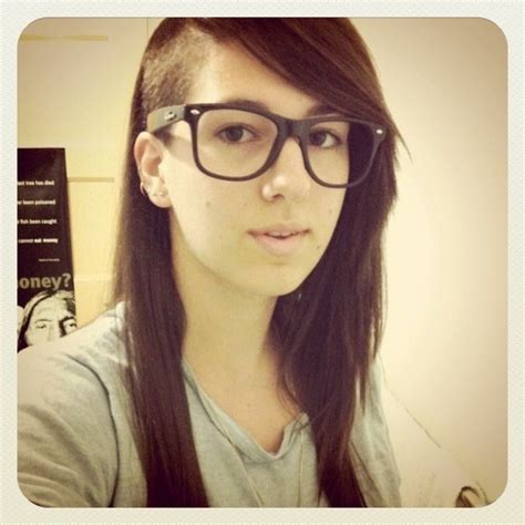 girls that look like skrillex know your meme