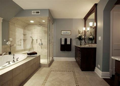 Paint Colors For Bathrooms With Beige Tile by Best 25 Beige Bathroom Ideas On Beige Paint