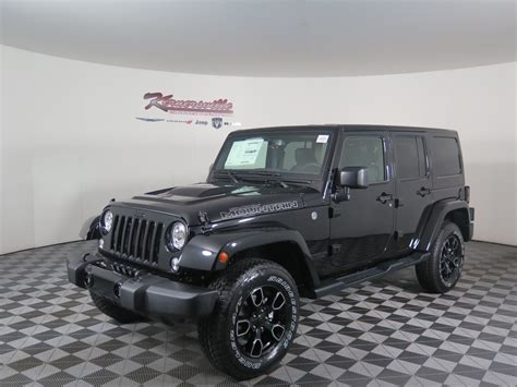 jeep smoky mountain 2017 jeep wrangler smoky mountain edition