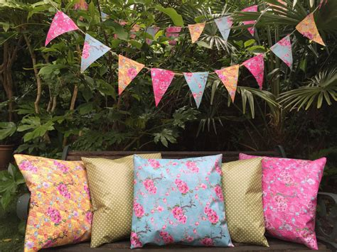 garden bench seat pads floral 100 waterproof outdoor pvc coated garden bench seat cushions bunting ebay