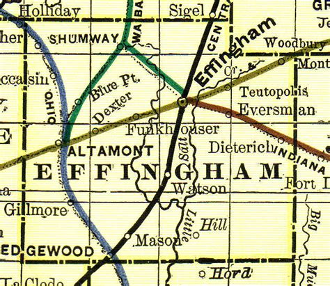Effingham County Records Effingham County Illinois Genealogy Vital Records Certificates For Land Birth