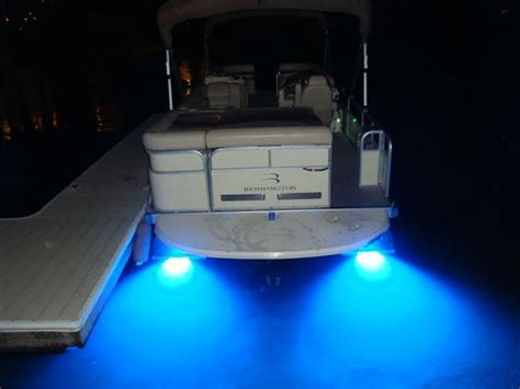 boat accessories nl underwater led lights pontoon boat accessories google
