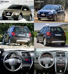 Suzuki Sx4 Fiat Fiat Sedici Vs Suzuki Sx4 â ð ð ñ ñ ð ñ ñ ð ð ð Suzuki Sx4 1 6 At