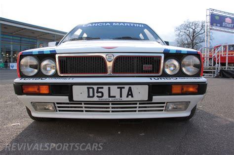Lancia Delta Integrale 2014 Race Retro 2014 Classic Motorsport Lancia Delta Integrale
