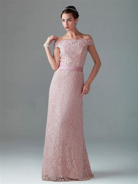 Lace Bridesmaid Dress by Bridesmaid Dresses Dressed Up