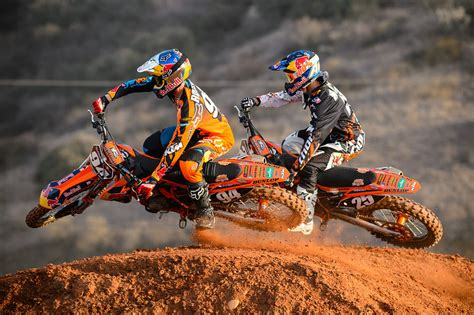 Ktm Racing Team Shooting 2013 Bull Ktm Factory Racing