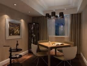 Elegant small dining room design
