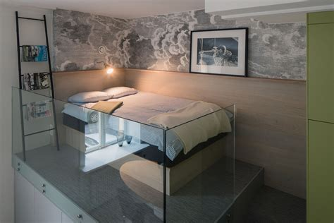 exceptional Studio Apartment Interior Design #1: 476-sq-ft-Studio-Apartment_8.jpg