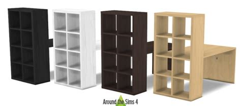 ikea like furniture sims 4 ikea like expedit kallax furniture