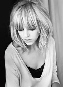 fringe clipped back hairstyles 15 medium layered bob with bangs bob hairstyles 2017