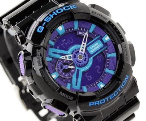 Casio G Shock Ga 110hc 1ajf Big New Fashion Color Japan Ga g shock japan g shock ga 110hc 1ajf