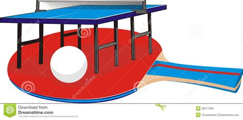 Table Tennis Equipment Royalty Free Stock Photo Image Table Tennis Equipment