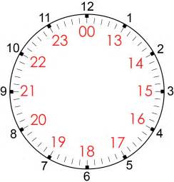 hour and minute template search results for printable 24 hour clock template
