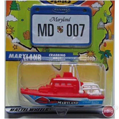 crabbing boats for sale in maryland mbaa matchbox across america maryland crabbing boat