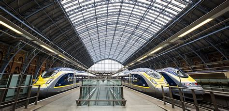 Eurostar Sleeper by Trains Transport Luxury Travel Diary