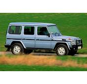 Mercedes Benz G Class Stationwagon Lang 1990 Pictures