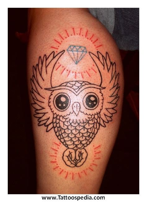 owl tattoo meaning illuminati tony baxter