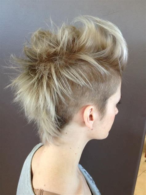 how to foil shorter bangs 70 most gorgeous mohawk hairstyles of nowadays ombre