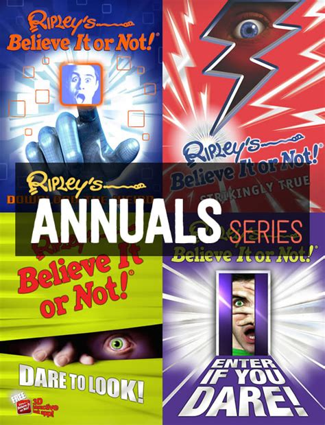 the will to believe books ripley books ripley s believe it or not