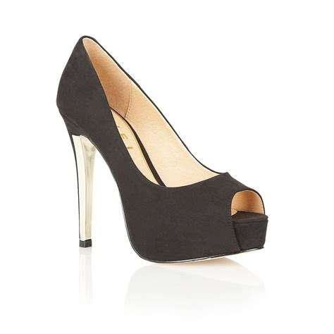 ravel shoes buy ravel bel air court shoes in black suede