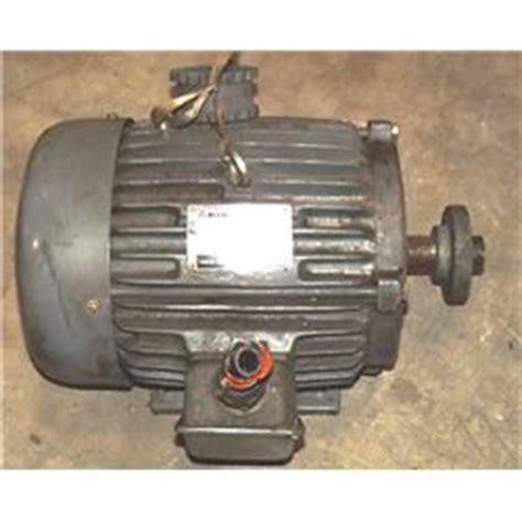 3 phase induction motor teco teco 3 phase induction motor type aeea model 3a184c4001
