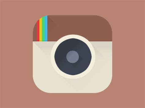 material design instagram icon instagram material design uplabs