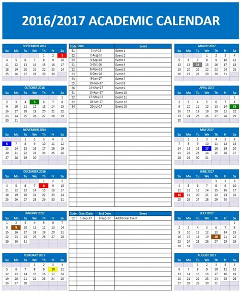 printable calendar victoria 2016 office calendar 2016 template monday to sunday calendar
