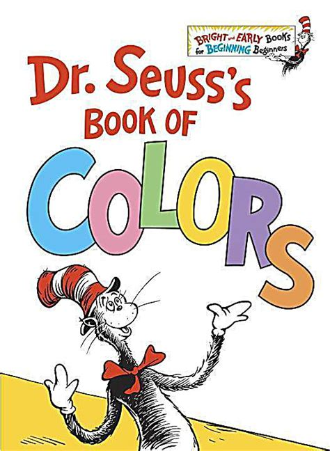 a colored childâ s belly books dr seuss s book of colors buch bei weltbild at