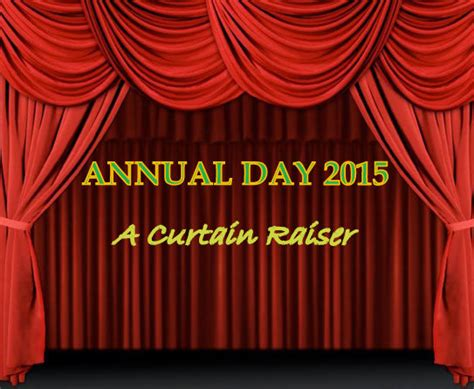 curtain raiser the palace school jaipur blog annual day 2015 curtain