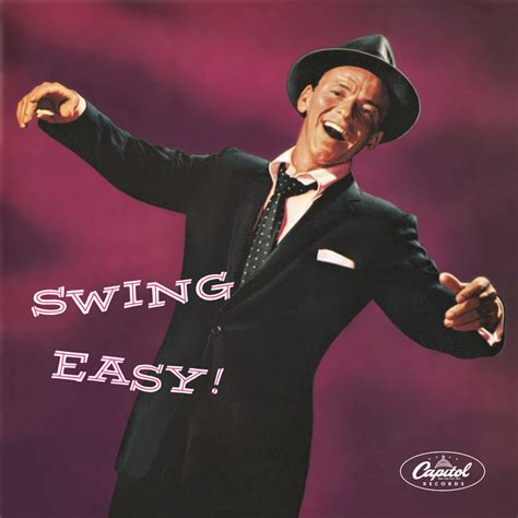 Frank Sinatra Swing Easy In High Resolution Audio