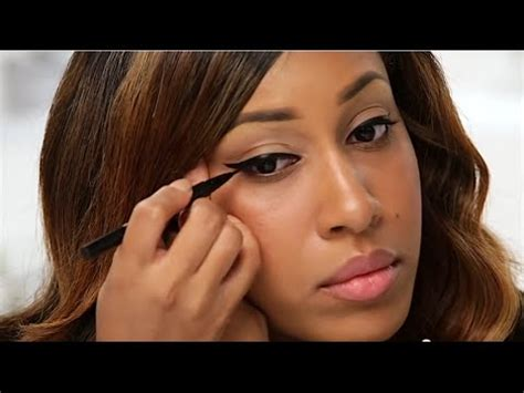 liquid eyeliner tutorial dailymotion the liquid eyeliner tutorial by sephora youtube