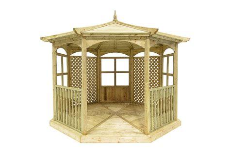 garden wooden gazebo buy wooden garden gazebos garden structures