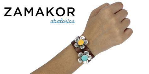 como hacer pulseras de cuero y zamak cierres archivos abalorios zamakor