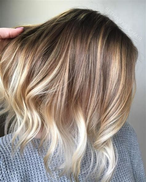 can you balayage shoulder length hair 25 best ideas about medium length blonde hairstyles on